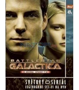 Battlestar Galactica - disk 11 - 2. sezóna, epizody 7 a 8 (Battlestar Galactica)