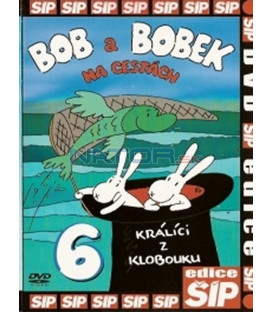 Bob a Bobek 6 - králíci z klobouku: Na cestách DVD