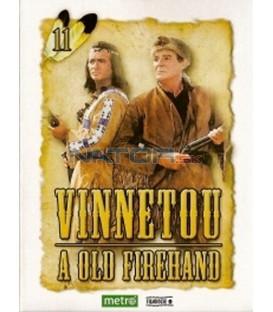 Vinnetou a Old Firehand (Winnetou und sein Freund Old Firehand) DVD