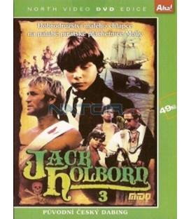 Jack Holborn 3 (Jack Holborn) DVD