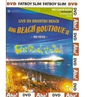 FatBoy Slim - Big Beach Boutique II: Live On Brighton Beach - The Movie DVD
