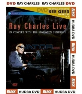 Ray Charles Live - In Concert With The Edmonton Symphony DVD