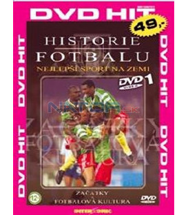 Historie fotbalu 1 (History of Football: The Beautiful Game) DVD