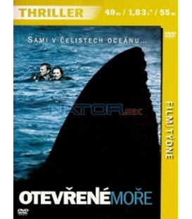 Otevřené moře (Open Water) DVD
