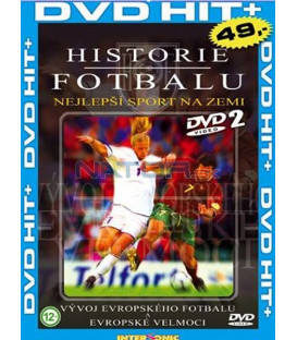 Historie fotbalu 2 (History of Football: The Beautiful Game) DVD