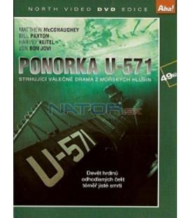 Ponorka U-571 (U-571) DVD