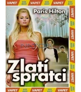 Zlatí spratci (The Hillz) DVD