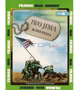 Iwo Jima - 36 dní pekla - 3. DVD (Iwo Jima - 36 Days of Hell)