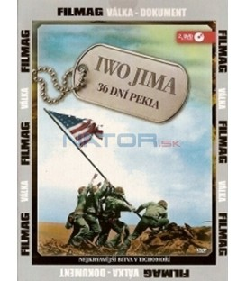Iwo Jima - 36 dní pekla - 2. DVD (Iwo Jima - 36 Days of Hell)