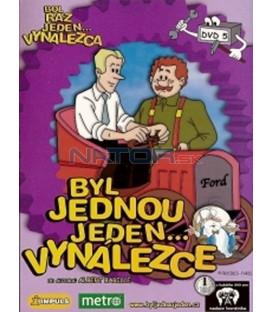 Byl jednou jeden... vynálezce - DVD 5 (Il était une fois... les découvreurs) DVD