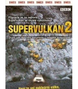 Supervulkán 2 (Supervolcano) DVD