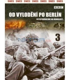 Od vylodění po Berlín 3 - Sen, který zemřel (D-Day to Berlin: The Dream That Died) DVD