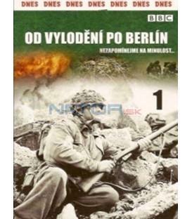 Od vylodění po Berlín 1 - Boj začal (D-Day to Berlin: The Struggle to Break-Out) DVD