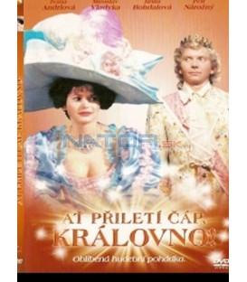 Ať přiletí čáp, královno! DVD