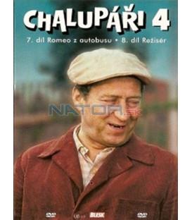 Chalupáři 4 DVD