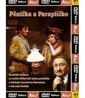 Pěnička a Paraplíčko DVD