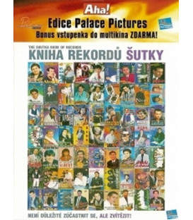 Kniha rekordů Šutky (The Shutka Book of Records) DVD