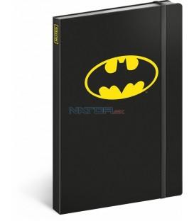 Notes Batman – Signal, linkovaný, 13 x 21 cm