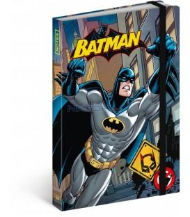 Notes Batman – Power, linkovaný, 10,5 x 15,8 cm