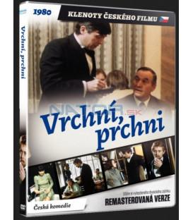 Vrchní prchni DVD
