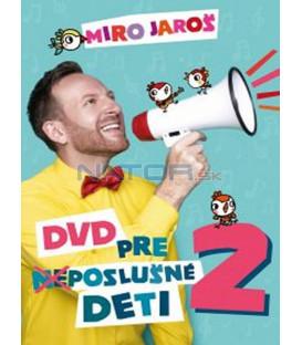 Jaroš Miro - DVD pre (ne)poslušné deti 2 DVD