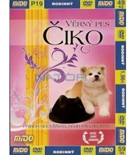 Věrný pes Čiko (Hachi-ko) DVD