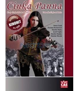 Cinka Panna dvd