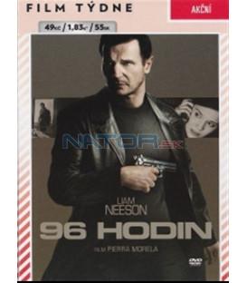 96 hodin (Taken) DVD
