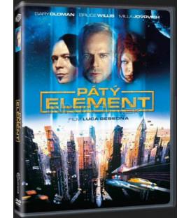 Pátý element (The Fifth Element) DVD