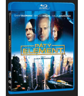 Pátý element (The Fifth Element) Blu-ray