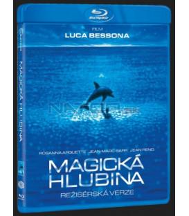 Magická hlubina (Le grand bleu) Blu-ray