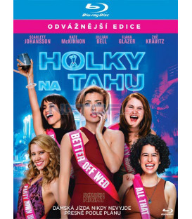 Holky na tahu (Rough Night) Blu-ray