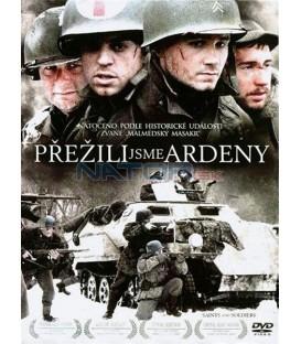 Přežili jsme Ardeny (Saints and Soldiers) DVD
