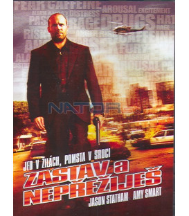 Zastav a Nepřežiješ (Crank) DVD