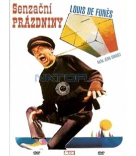 Senzační prázdniny (Grandes vacances, Les) DVD