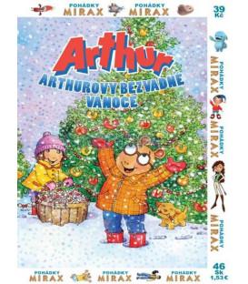 Arthur-ARTHUROVY BEZVADNÉ VÁNOCE (Arthur) DVD