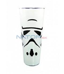 Sklenice Star Wars - Stormtrooper 400 ml
