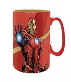 Hrnek Iron Man 460 ml