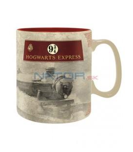 Hrnek Harry Potter - Bradavický expres 460 ml