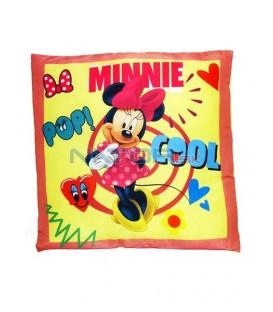 Minnie - Obojstranný dekoračný vankúš 40 x 40cm