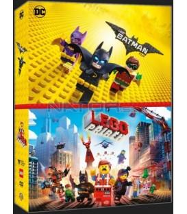 Lego kolekce (Lego příběh + Lego Batman film) - 2 DVD