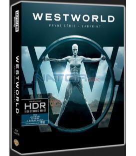 Westworld 1. série (Westworld Season 1 ) (6Blu-ray UHD+BD)