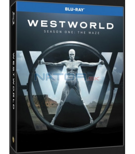 Westworld 1. série (Westworld Season 1 ) 3Blu-ray