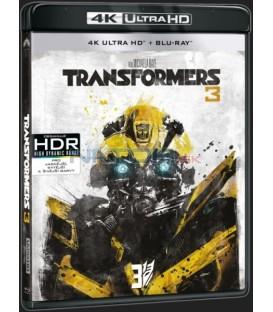 Transformers 3: Temná strana Měsíce (Transformers: Dark of the Moon) UHD+BD - 2 x Blu-ray