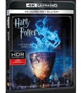 Harry Potter a Ohnivý pohár (Harry Potter and the Goblet of Fire) UHD+BD - 2 x Blu-ray