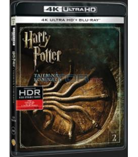 Harry Potter a Tajemná komnata (Harry Potter and the Chamber of Secrets) UHD+BD - 2 x Blu-ray