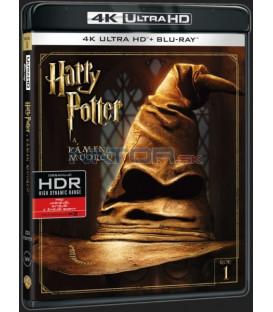 Harry Potter a Kámen mudrců (Harry Potter And The Sorcerers Stone ) UHD+BD - 2 x Blu-ray