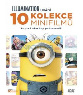 Mega Mimoni: Kolekce 10 minifilmů