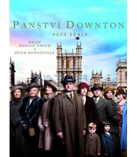 Panství Downton 5 ( Downton Abbey ) 4xDVD