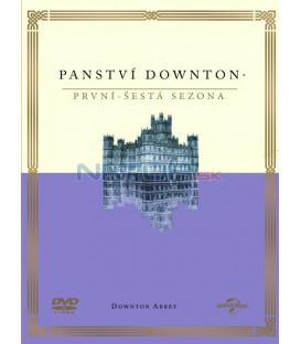 Panství Downton 1.-6. série (23DVD)